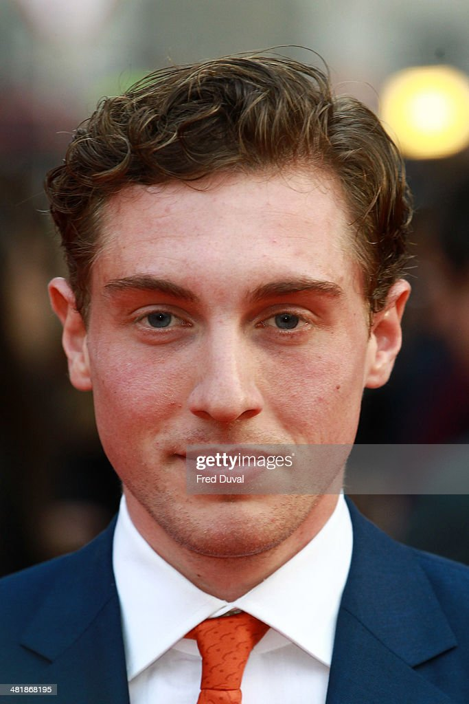 Rory Fleck-Byrne attends the UK film premiere of 'The Quiet Ones' at Odeon West End on April 1, 2014 in London, England.
