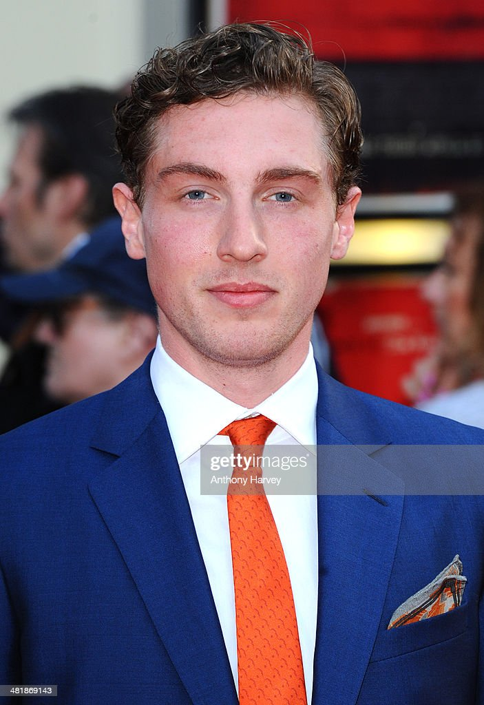 Rory Fleck-Byrne attends the World Premiere of 'The Quiet Ones' at Odeon West End on April 1, 2014 in London, England.