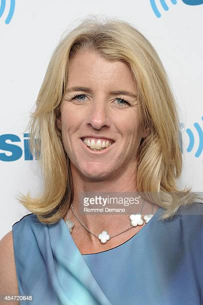 Rory Kennedy visits at SiriusXM Studios on September 5 2014 in New York City