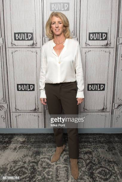 Rory Kennedy visits Build Series to discuss 'Take Every Wave The Life Of Laird Hamilton' at Build Studio on October 5 2017 in New York City