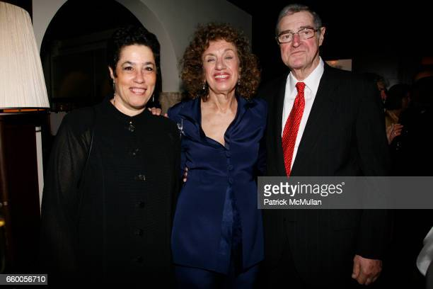 Rory Kotin Helen Schlesinger and Stanley Schlesinger attend The AMERICAN HOSPITAL of PARIS FOUNDATION'S 3rd Annual Celebration of Food France and...
