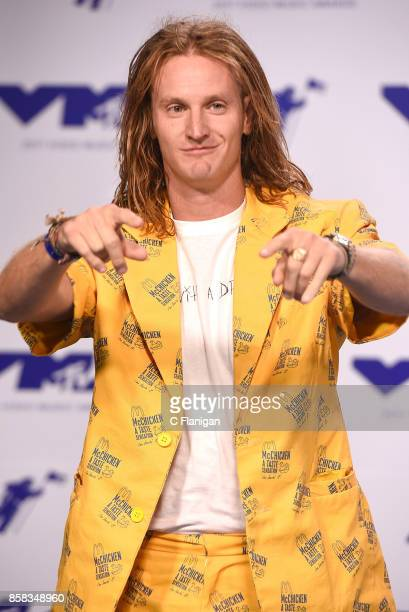 Rory Kramer attends the 2017 MTV Video Music Awards at The Forum on August 27 2017 in Inglewood California