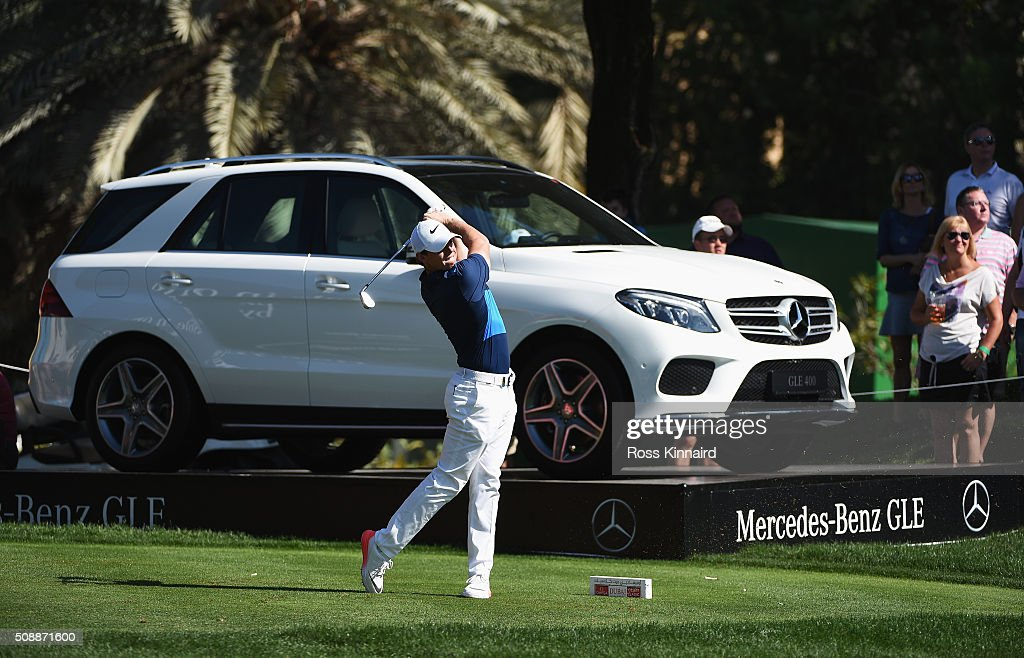 <a gi-track='captionPersonalityLinkClicked' href=/galleries/search?phrase=Rory+McIlroy&family=editorial&specificpeople=783109 ng-click='$event.stopPropagation()'>Rory McIlroy</a> of Northern Ireland hits his tee shot on the 15th hole during the final round of the Omega Dubai Desert Classic at the Emirates Golf Club on February 7, 2016 in Dubai, United Arab Emirates.