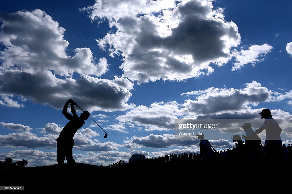 <a gi-track='captionPersonalityLinkClicked' href=/galleries/search?phrase=Rory+McIlroy&family=editorial&specificpeople=783109 ng-click='$event.stopPropagation()'>Rory McIlroy</a> of Northern Ireland watches his tee shot on the tenth hole during the third round of the BMW Championship at Crooked Stick Golf Club on September 8, 2012 in Carmel, Indiana.
