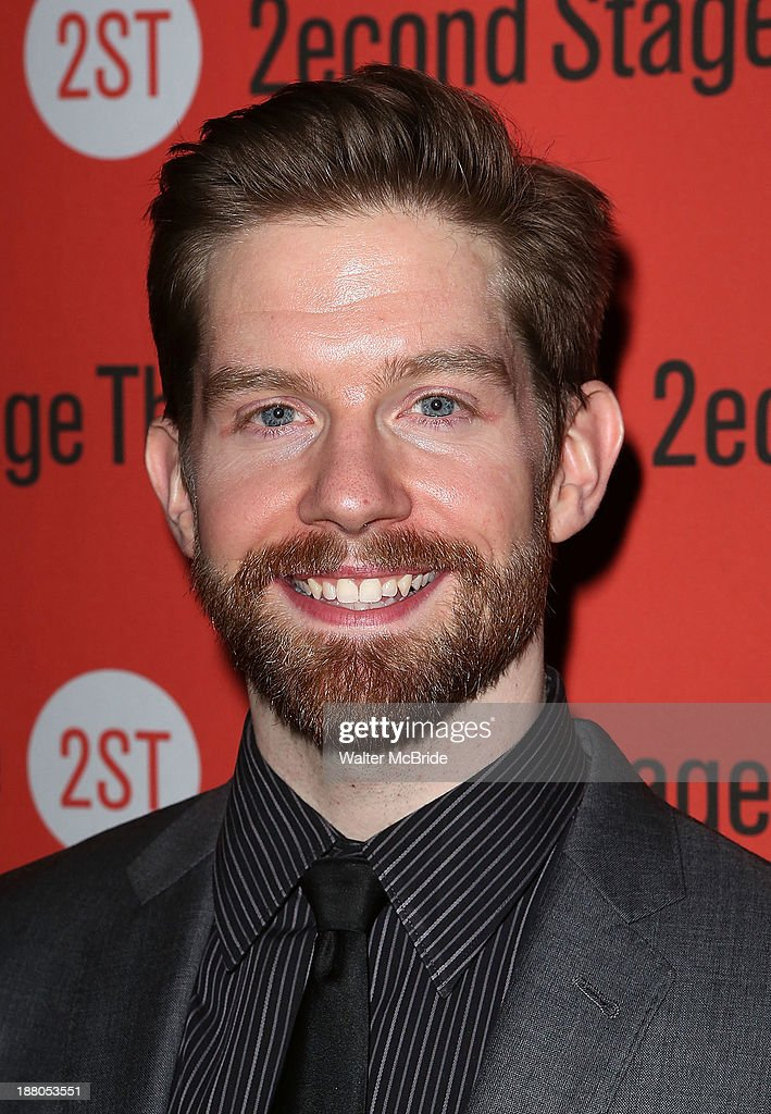 Rory O'Malley attends the after party for the opening night production of 'Little Miss Sunshine' at Yotel on November 14, 2013 in New York City.