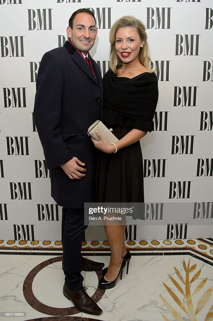 Rory Robinson attends the BMI Awards at The Dorchester on October 15, 2013 in London, England.