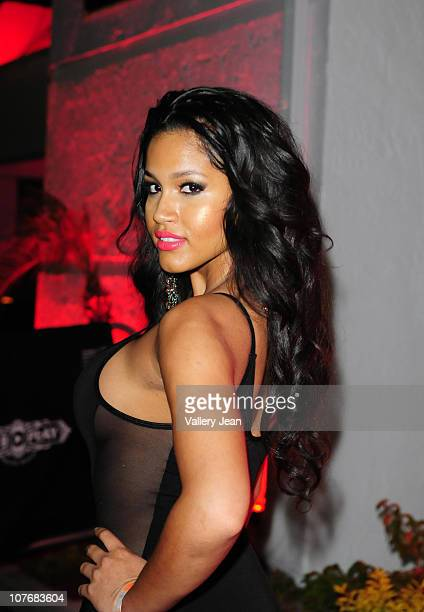 Rosa Acosta arrive at Club Play on December 17 2010 in Miami Florida