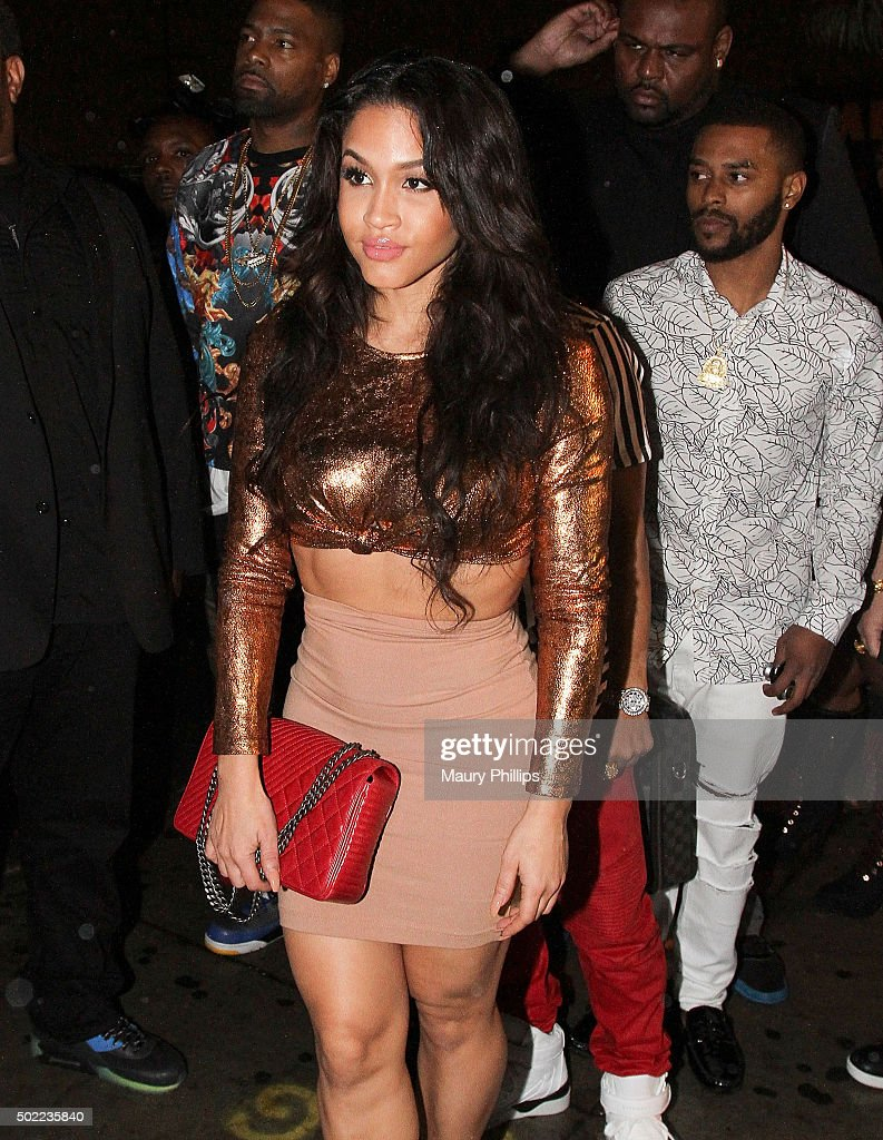 Rosa Acosta arrives at Ace of Diamonds Mondays hosted by Spectacular at Ace Of Diamonds on December 21 2015 in West Hollywood California