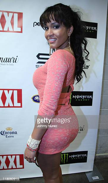 Rosa Acosta attends the official XXL 2011 Freshman Live Concert at BB King Blues Club Grill on March 22 2011 in New York City