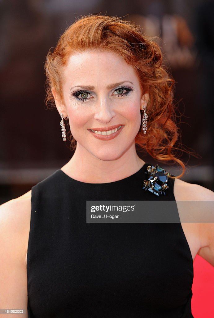 Rosalie Craig attends the Laurence Olivier Awards at the Royal Opera House on April 13, 2014 in London, England.