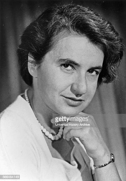 Rosalind Elsie Franklin was a British chemist and crystallographer who is best known for her role in the discovery of the structure of DNA 1956
