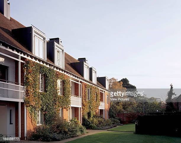 Rosalind Franklin Building Newnham College Cambridge Cambridge United Kingdom Architect Allies And Morrison Rosalind Franklin Building Newnham...