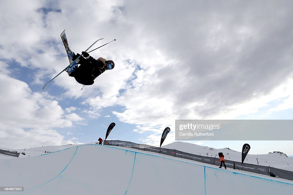Winter Games NZ - FIS Freestyle Ski World Cup Halfpipe - Finals