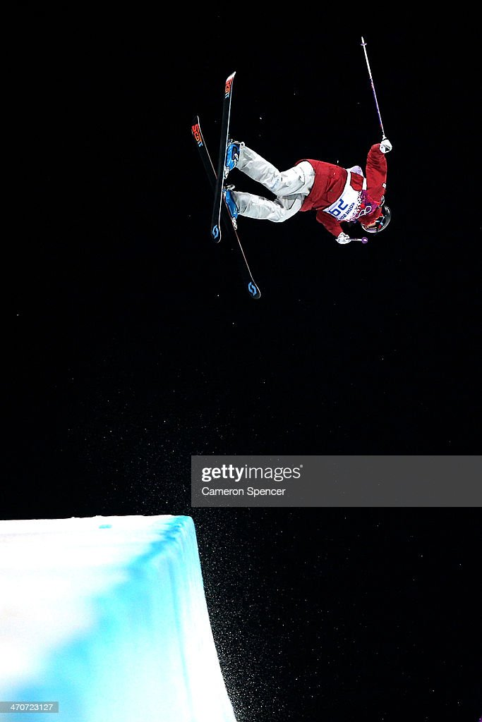 <a gi-track='captionPersonalityLinkClicked' href=/galleries/search?phrase=Rosalind+Groenewoud&family=editorial&specificpeople=4891584 ng-click='$event.stopPropagation()'>Rosalind Groenewoud</a> of Canada competes in the Freestyle Skiing Ladies' Ski Halfpipe Finals on day thirteen of the 2014 Winter Olympics at Rosa Khutor Extreme Park on February 20, 2014 in Sochi, Russia.