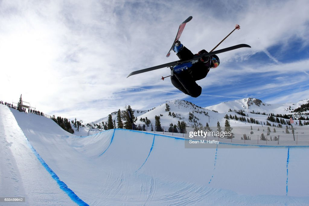 2017 U.S. Snowboarding Grand Prix at Mammoth Mountain - Qualifiers