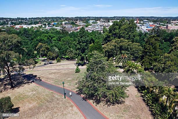 Rosalind Park , Bendigo, Victoria,Australia