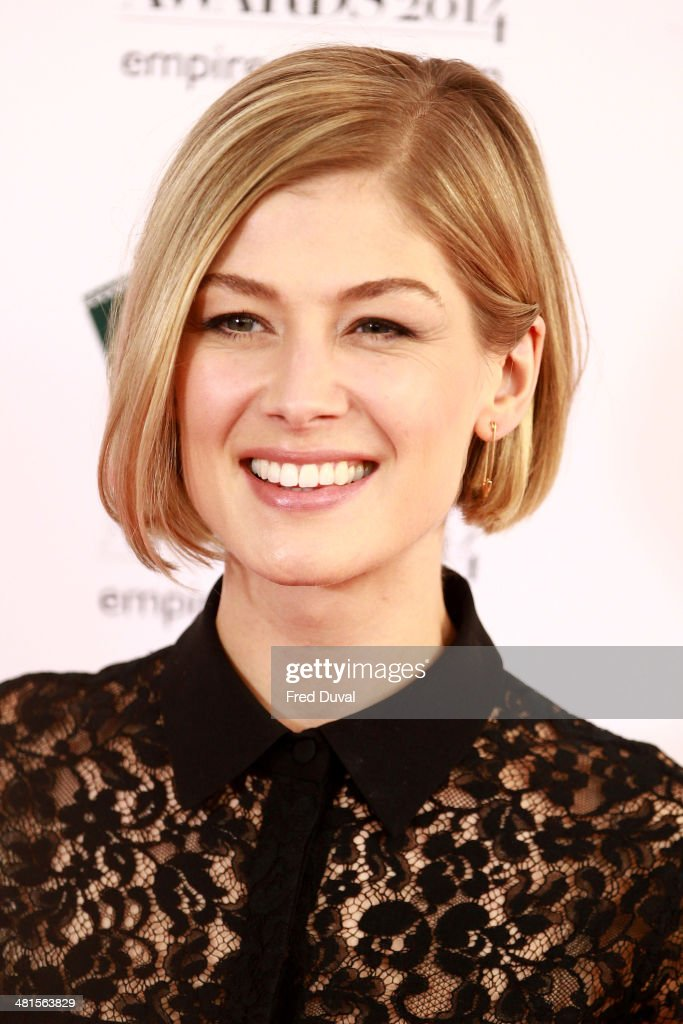 <a gi-track='captionPersonalityLinkClicked' href=/galleries/search?phrase=Rosamund+Pike&family=editorial&specificpeople=208910 ng-click='$event.stopPropagation()'>Rosamund Pike</a> attends the Jameson Empire Film Awards at The Grosvenor House Hotel on March 30, 2014 in London, England.