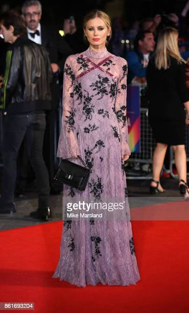 Rosamund Pike attends the UK Premiere of 'Three Billboards Outside Ebbing Missouri' at the closing night gala of the 61st BFI London Film Festival on...