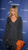 Rosanna Arquette arrives to Oceana's Annual Partners Awards Gala in Pacific Palisades