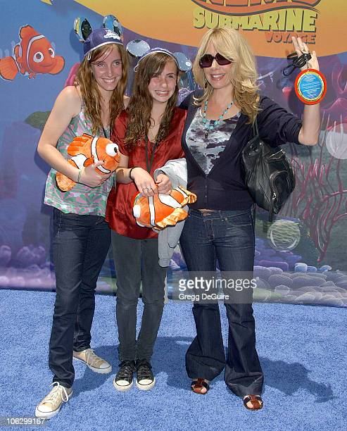 Rosanna Arquette daughter Zoe and goddaughter Olivia