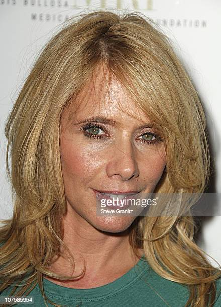 Rosanna Arquette during A Night At The Comedy Store To Benefit The EB Medical Research Foundation Sponsored By Kinerase Arrivals at The Comedy Store...
