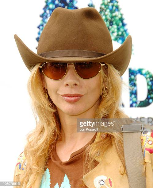 Rosanna Arquette during NRDC's Day Of Discovery Arrivals at Wadsworth Theater Grounds in Brentwood California United States