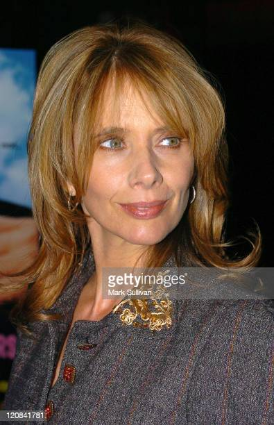 Rosanna Arquette during 'The Life and Death of Peter Sellers' Los Angeles HBO Premiere Arrivals at Grauman's Chinese Theatre in Hollywood California...