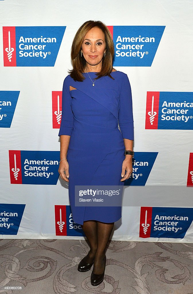 Rosanna Scotto attends American Cancer Society's 20th Anniversary Mothers of the Year luncheon at The St Regis New York on October 19 2015 in New...