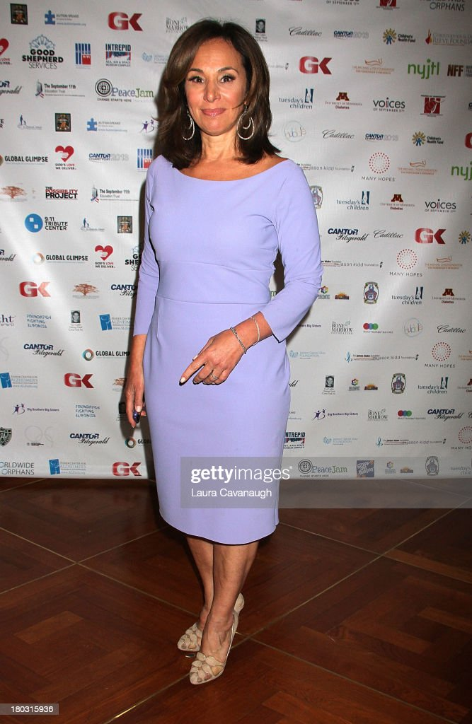 Rosanna Scotto attends Cantor Fitzgerald And BGC Partners Annual Charity Day at Cantor Fitzgerald on September 11, 2013 in New York City.