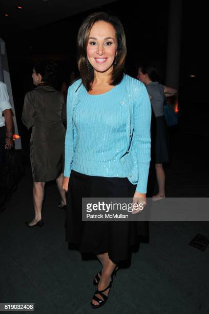 Rosanna Scotto attends JONATHAN TISCH 'Citizen You' Book Launch Party at The Museum of Modern Art on May 6 2010 in New York City