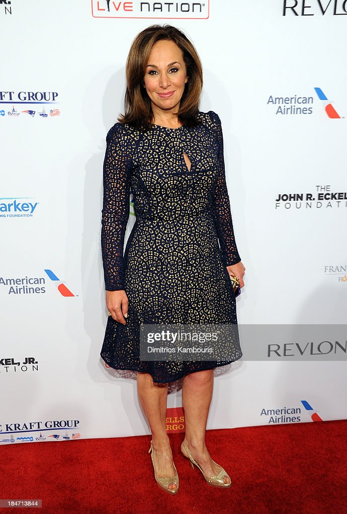 Rosanna Scotto attends the Elton John AIDS Foundation's 12th Annual An Enduring Vision Benefit at Cipriani Wall Street on October 15, 2013 in New York City.