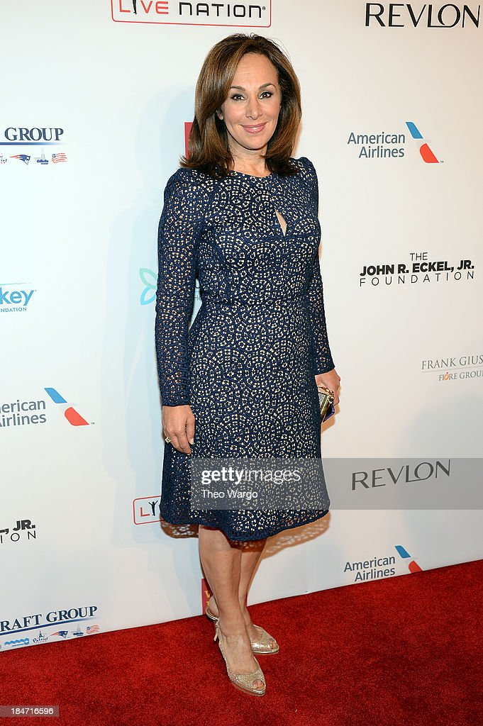 <a gi-track='captionPersonalityLinkClicked' href=/galleries/search?phrase=Rosanna+Scotto&family=editorial&specificpeople=704122 ng-click='$event.stopPropagation()'>Rosanna Scotto</a> attends the Elton John AIDS Foundation's 12th Annual An Enduring Vision Benefit at Cipriani Wall Street on October 15, 2013 in New York City.