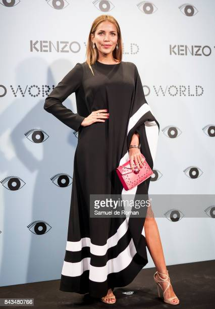 Rosanna Zanetti attends Kenzo Summer Party on September 6 2017 in Madrid Spain