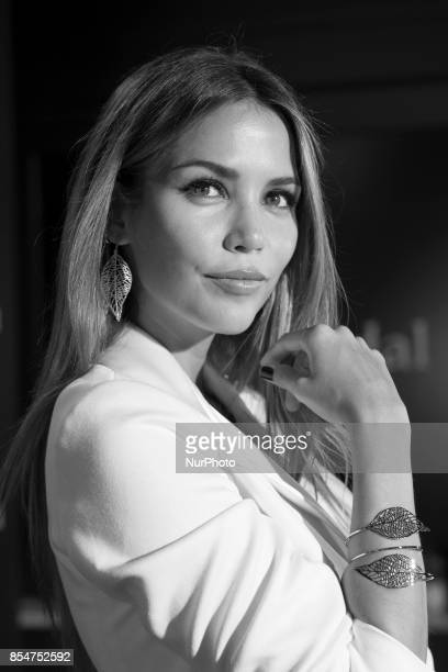 Rosanna Zanetti attends the presentation of the jewels of Vidal and Vidal in Madrid September 27 2017