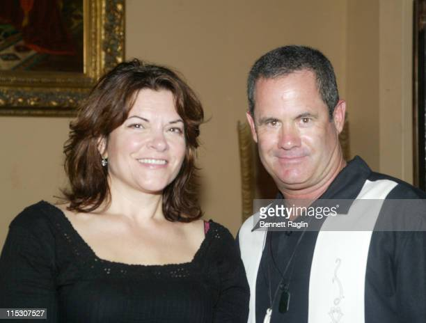 Rosanne Cash and Devik Wiener son of renowned photographer Leigh Wiener