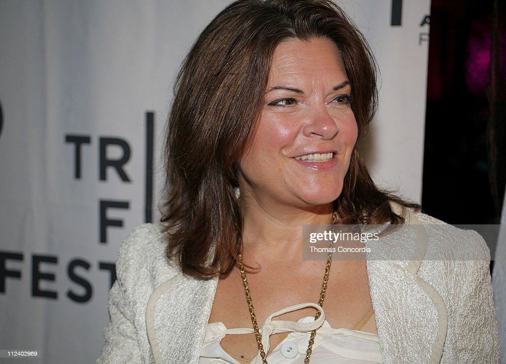 <a gi-track='captionPersonalityLinkClicked' href=/galleries/search?phrase=Rosanne+Cash&family=editorial&specificpeople=243014 ng-click='$event.stopPropagation()'>Rosanne Cash</a> during 6th Annual Tribeca Film Festival - Montblanc de la Culture Awards - Arrivals at Angel Orensanz Foundation in New York City, New York, United States.