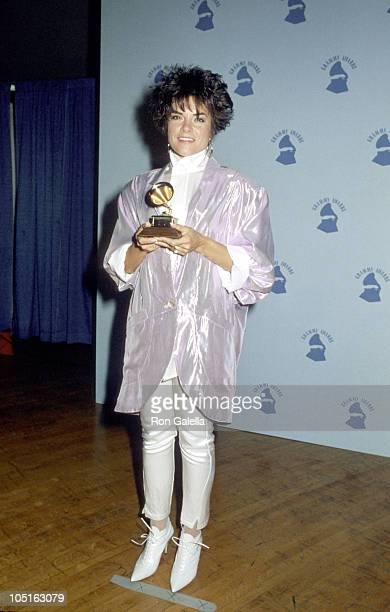 Rosanne Cash during The 28th Annual GRAMMY Awards at Shrine Auditorium in Los Angeles California United States