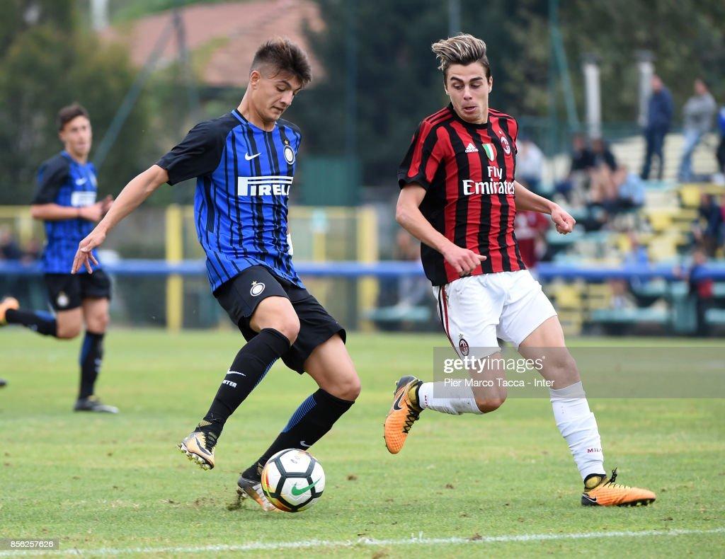 s et images de FC Internazionale U16 v AC Milan U16