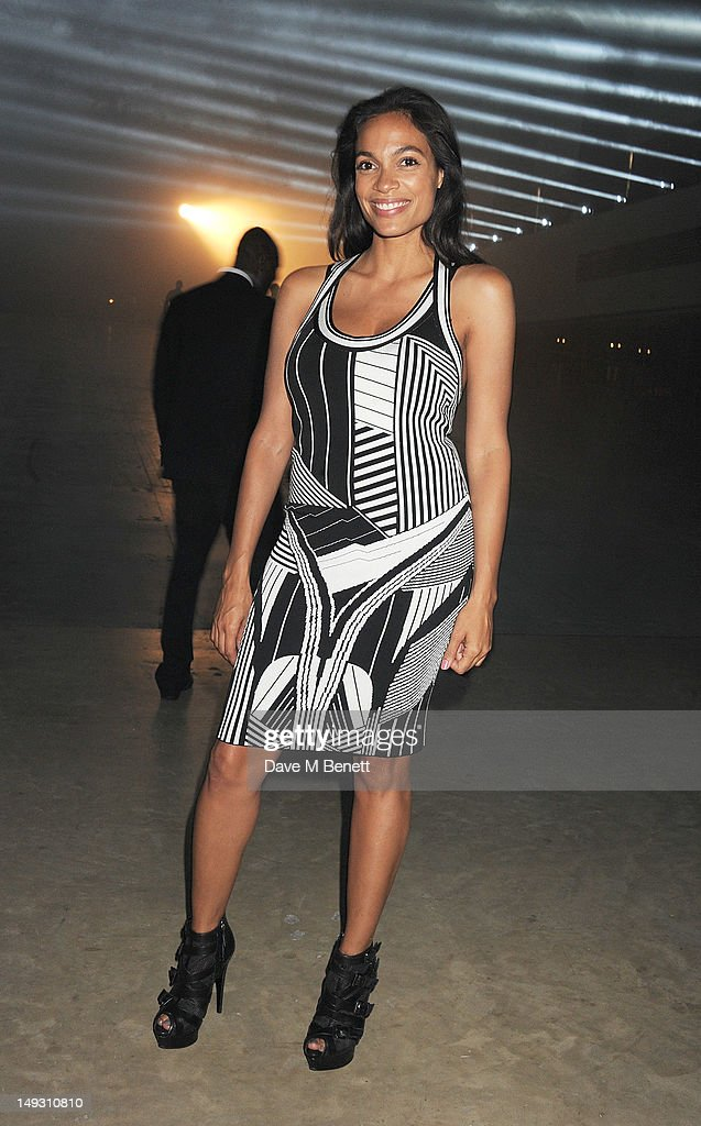 <a gi-track='captionPersonalityLinkClicked' href=/galleries/search?phrase=Rosario+Dawson&family=editorial&specificpeople=201472 ng-click='$event.stopPropagation()'>Rosario Dawson</a> arrives at the Warner Music Group Pre-Olympics Party in the Southern Tanks Gallery at the Tate Modern on July 26, 2012 in London, England.