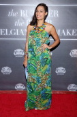 Rosario Dawson attends Chrissy Teigen And Stella Artois host Belgian National Day Celebration to kick off the launch of The Butcher The Baker The...