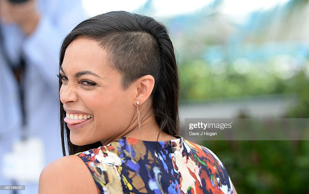 <a gi-track='captionPersonalityLinkClicked' href=/galleries/search?phrase=Rosario+Dawson&family=editorial&specificpeople=201472 ng-click='$event.stopPropagation()'>Rosario Dawson</a> attends the 'Captives' photocall during the 67th Annual Cannes Film Festival on May 16, 2014 in Cannes, France.