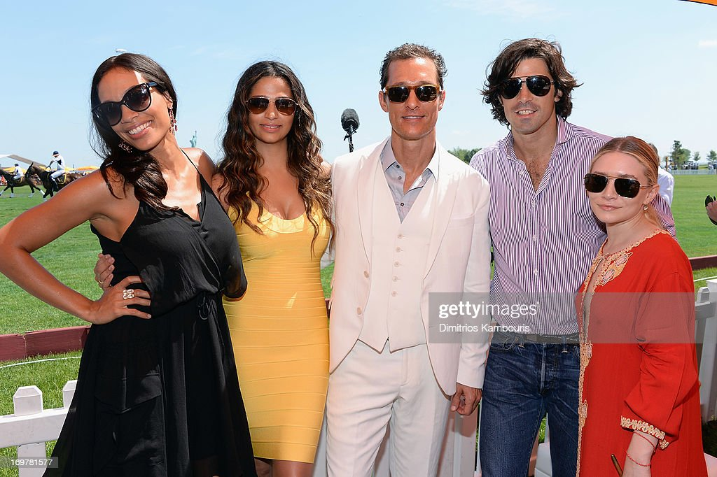 <a gi-track='captionPersonalityLinkClicked' href=/galleries/search?phrase=Rosario+Dawson&family=editorial&specificpeople=201472 ng-click='$event.stopPropagation()'>Rosario Dawson</a>, <a gi-track='captionPersonalityLinkClicked' href=/galleries/search?phrase=Camila+Alves&family=editorial&specificpeople=4501431 ng-click='$event.stopPropagation()'>Camila Alves</a>, <a gi-track='captionPersonalityLinkClicked' href=/galleries/search?phrase=Matthew+McConaughey&family=editorial&specificpeople=201663 ng-click='$event.stopPropagation()'>Matthew McConaughey</a>, <a gi-track='captionPersonalityLinkClicked' href=/galleries/search?phrase=Nacho+Figueras&family=editorial&specificpeople=2308997 ng-click='$event.stopPropagation()'>Nacho Figueras</a> and Ashley Olson attend the VIP Marquee during the sixth annual Veuve Clicquot Polo Classic on June 1, 2013 in Jersey City.