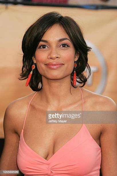 Rosario Dawson during 11th Annual Screen Actors Guild Awards Arrivals at Shrine Auditorium in Los Angeles California United States