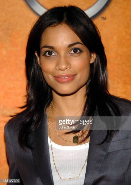 Rosario Dawson during 11th Annual Screen Actors Guild Awards Nominations Announcement at Pacific Design Center in Hollywood California United States