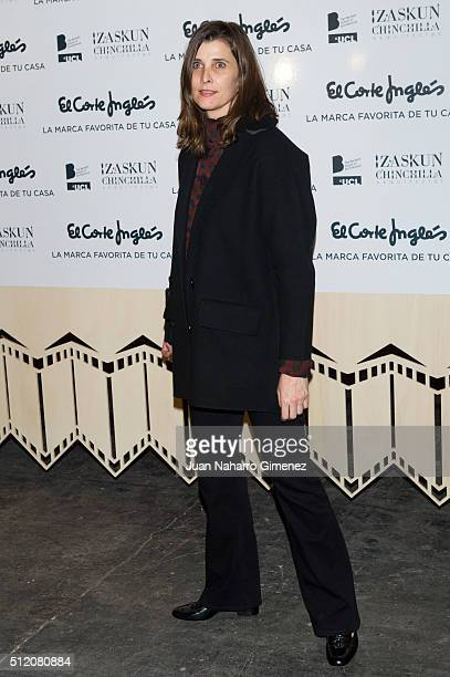 Rosario Nadal attends ARCO cocktail party at Ifema on February 24 2016 in Madrid Spain