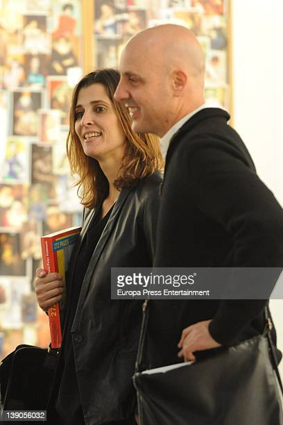 Rosario Nadal attends International Contemporary Art Fair ARCO 2012 at Ifema on February 15 2012 in Madrid Spain