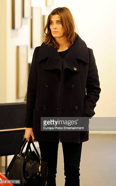 Rosario Nadal attends International Contemporary Art Fair ARCO 2013 on February 13 2013 in Madrid Spain