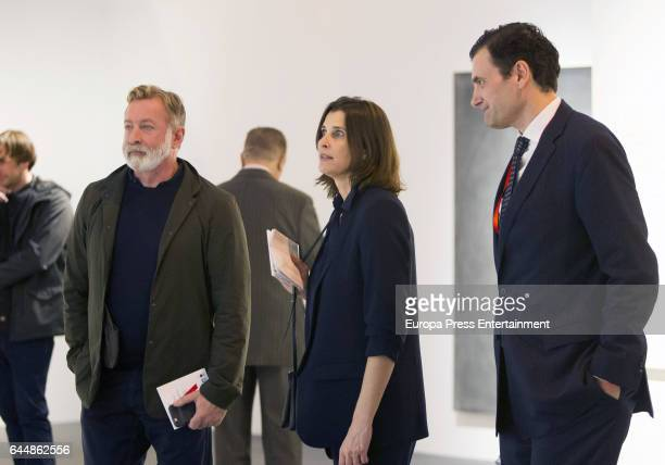 Rosario Nadal attends the International Contemporary Art Fair ARCO 2017 at Ifema on February 22 2017 in Madrid Spain