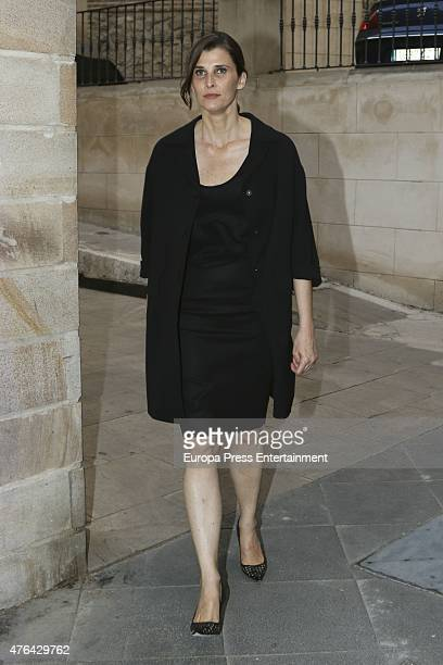 Rosario Nadal attends the memorial service for Prince Kardam of Bulgaria at San Jeronimo el Real church on June 8 2015 in Madrid Spain
