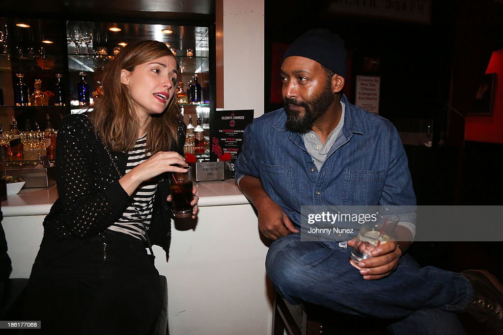 <a gi-track='captionPersonalityLinkClicked' href=/galleries/search?phrase=Rose+Byrne&family=editorial&specificpeople=206670 ng-click='$event.stopPropagation()'>Rose Byrne</a> and <a gi-track='captionPersonalityLinkClicked' href=/galleries/search?phrase=Jesse+L.+Martin&family=editorial&specificpeople=227044 ng-click='$event.stopPropagation()'>Jesse L. Martin</a> attend the LAByrinth Theater Company Celebrity Charades 2013 benefit gala at Capitale on October 28, 2013 in New York City.